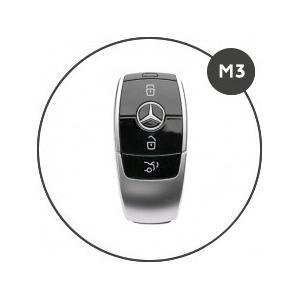 Huse pentru protectie cheie mercedes model 3