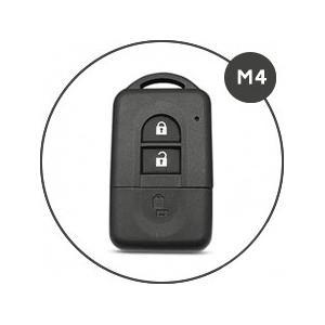 Huse pentru protectie cheie nissan model 4