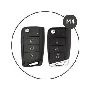 Cauti husa cheie Volkswagen Caddy? Oferta Caraudiomarket este tot ce ai nevoie!