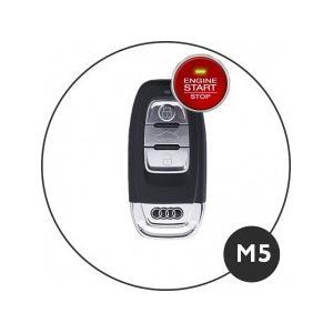 Huse pentru protectie cheie Audi model 5