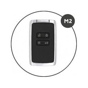 Huse pentru protectie cheie dacia model 2