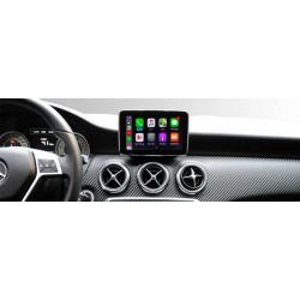 Interesat de Apple CarPlay/Android Auto pentru Mercedes NTG 4.5/5.0?