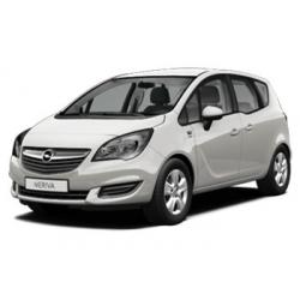 Navigatie dedicata Opel meriva