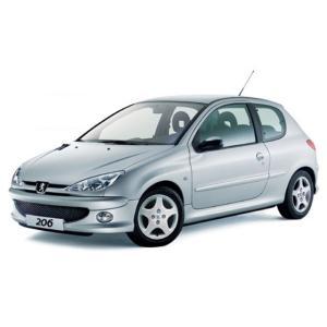Navigatie Dedicata Peugeot 206, DVD Player 206