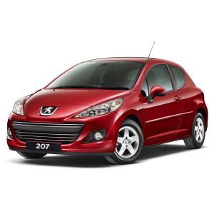 GPS Auto Peugeot 207, 2Din Dedicat Peugeot 207