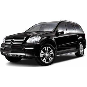 Navigatie Mercedes GL