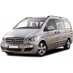 Navigatie Mercedes Viano