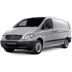 Sistem gps Mercedes Vito