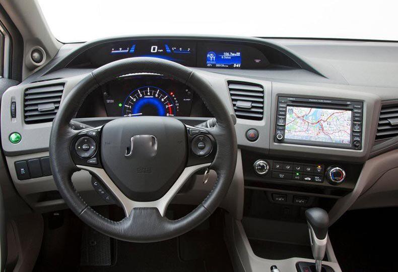 Navigatie dedicata pentru Honda CIVIC 2012 2013 2014 caraudiomarket craiova